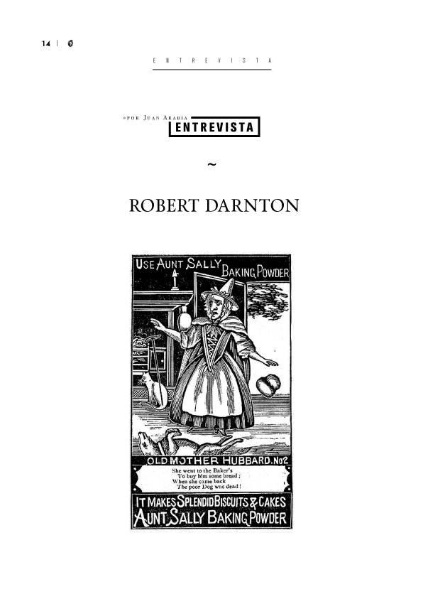 Robert DARNTON