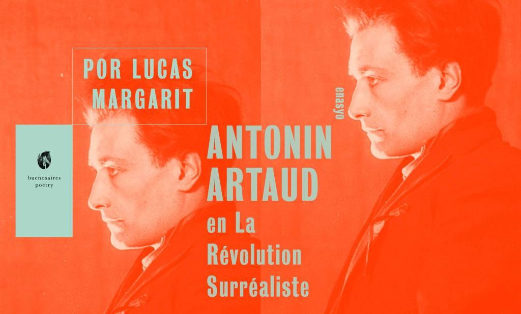 Antonin Artaud En La Révolution Surréaliste Por Lucas