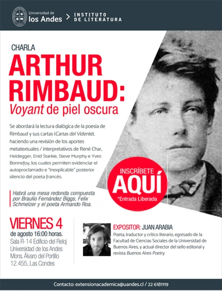 Rimbaud Buenos Aires Poetry